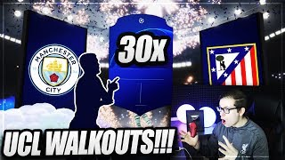 FIFA 19: ENDLICH WALKOUTS!! UCL PACK EXPERIMENT CHAMPIONS LEAGUE SBC 🔥🔥 FIFA 19 Pack Opening