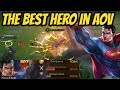THIS IS WHY SUPERMAN IS ALWAYS BANNED | Arena of Valor Superman Gameplay.