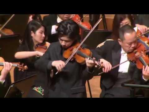 三浦文彰×小泉九響 チャイコフスキー/ヴァイオリン協奏曲ニ長調 Tchaikovsky:Violin Concerto in D Major Op.35 (Vn:Fumiaki MIURA)