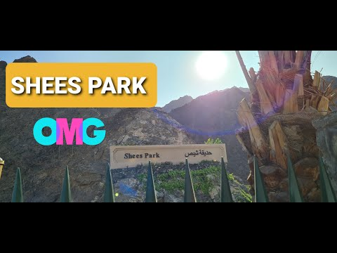 SHEES PARK IN BETWEEN MOUNTAINS... AMAZING.......