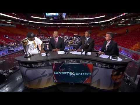 Can LeBron, Heat Three-Peat? - SportsCenter (06-20-2013)