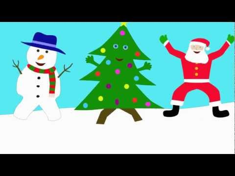 The Dancing Christmas Tree Song