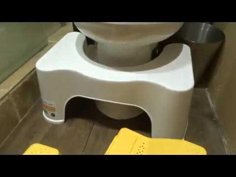 Morning Smile Premium Bathroom Toilet Stool Review Comparison To