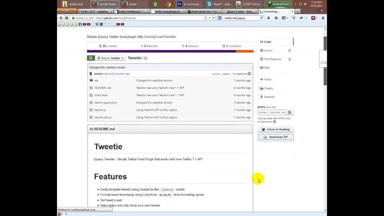 Twitter Feed | Twitter API 1 1 usage | RRF Bangla Tutorial