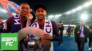 Neymar staying at Paris Saint-Germain, but will he be overshadowed by Kylian Mbappe? | ESPN FC