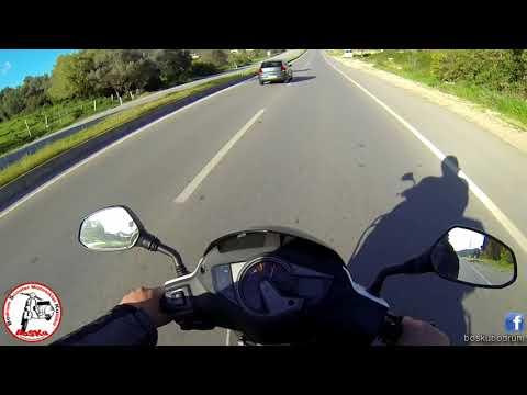 Hero Dash 110cc Scooter Ile 17 Dakikada Bodrum-Turgutreis-Bodrum