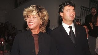 Turner erwin age difference bach tina Tina Turner