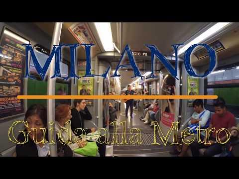 Guida alla Metropolitana di Milano