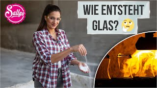Wie entsteht Glas ? / Sally on Tour bei Paşabahçe / Sallys Welt