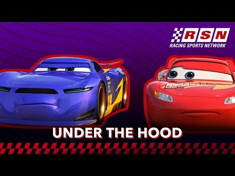 The Next-Generation Racers: Under the Hood | Racing Sports Network by Disney•Pixar Cars