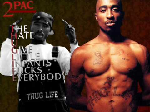 Tupac-Smile w/ Lyrics