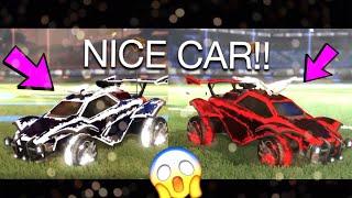 Best Rocket league Car designs! (Part 7)