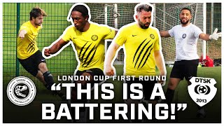 """""""THIS IS A BATTERING!"""" vs DUMLUPINAR - LONDON CUP FIRST ROUND - TAKERS FC"""