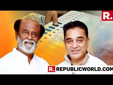 Kamal Haasan Speaks To Republic TV on Rajinikanth's Political Entry | Republic TV Exclusive