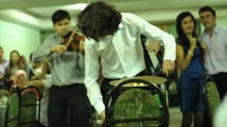 барабанщик отжигает , молдавская свадьба