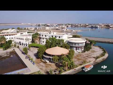 Eritrea- Massawa Drone footage near Dahlak Hotel