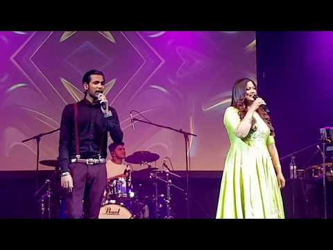 sonu-nigam – My First Event
