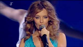 Kylie Minogue - I Believe In You (Live Smash Hits Awards 21-11-2004)