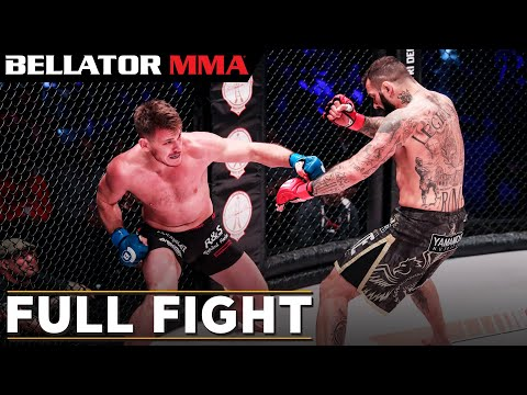 Full Fight | Kent Kauppinen vs. Alessio Sakara - Bellator 211