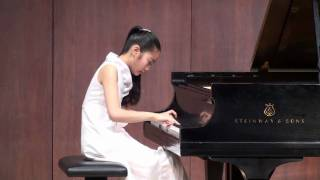 "Tiffany Poon (12) - Beethoven Sonata No.17 in d minor, Op.31 No.2, ""Tempest"" 3rd movement"
