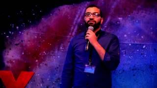 Traveling as a Volunteer - السفر كمتطوع | Mahmoud Abd ElMageed | TEDxWadiElrayan