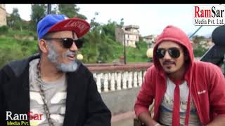 Bhadragol,  पाँडे सोल्टी  जिग्रीलाई सहयोग गर्दै !! Comedy