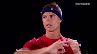 Удар Cristiano Ronaldo