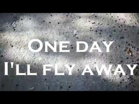 One Day Ill Fly Away Ukulele Cover Moulin Rouge Youtube