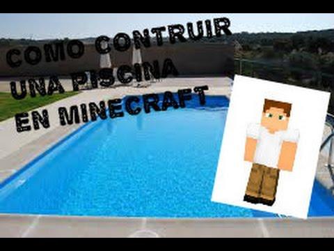 Como construir una piscina soymesquite youtube for Como hacer una piscina