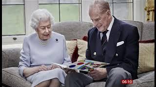 Queen elizabeth ii & duke celebrate 73rd wedding anniversary (uk) - bbc news 20th november 2020