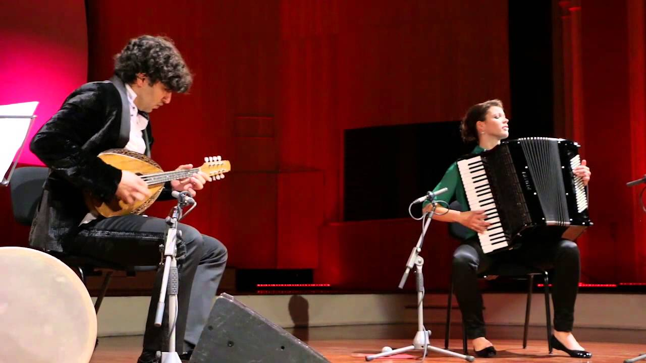 N. Budashkin - Concerto for Mandolin [Domra] / Avi Avital and Ksenija Sidorova