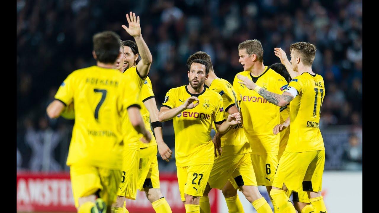 Dortmund Euro League Quali