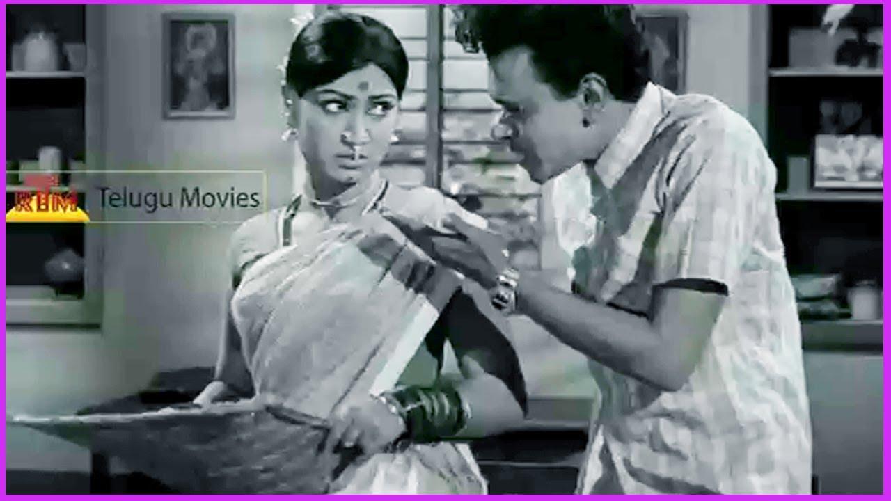 rajababu amp ramaprabha comedy scene in puttinillu