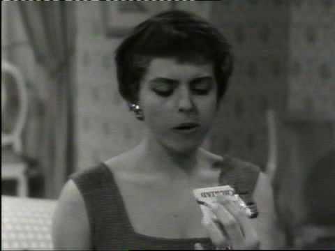 Marabou reklam från 50-talet