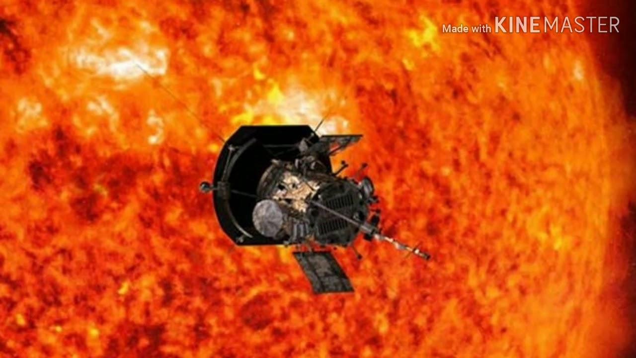 nasa sun mission - 1280×720