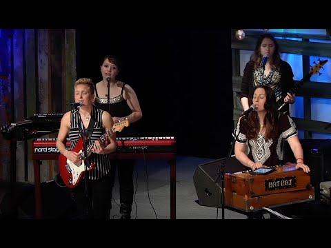 HuDost- Murshid Live on Nashville's Music City Roots w special guest Christie Lenee