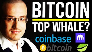 Chatting with a Bitcoin Whale 🔴 Early Investor in Coinbase, Kraken, Bitfinex, Bitstamp