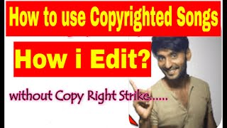 How to Legally use Bollywood Copyrighted Music like Technical Dost