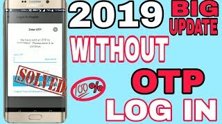 Paytm Without OTP Log in!!log in paytm without otp in 1mnt!!2019 Latest Update!! Thousand tv