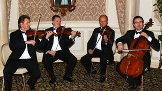 "Jazz by Art-Strings Quartet of New York, NY performs Cole Porter  ""I Love You"" Thumbnail"