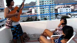 KALET MORALES  - MI GUITARRA VIEJA  (Eduardo Garcia)