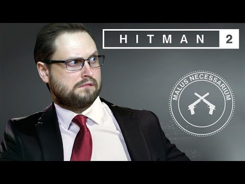 HITMAN 2 Прохождение