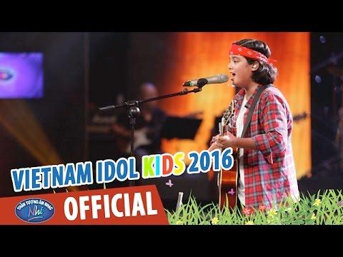 VIETNAM IDOL KIDS 2016 - GALA 6 - MẶT TRỜI BÉ CON - JAYDEN