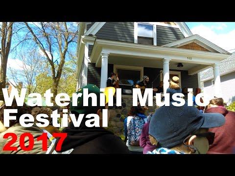Water Hill Music Festival, Ann Arbor Michigan