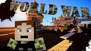 World War Ѿ | MINECRAFT FILM | ANIMATION| KURZFILM |  MACHINIMA |