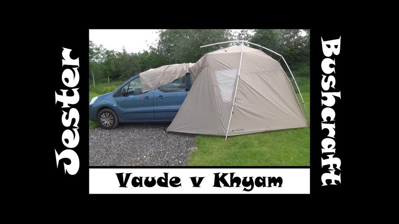 Vaude Tailgate Awning Review u0026 Khyam Comparison  sc 1 st  YouTube & Vaude Tailgate Awning Review u0026 Khyam Comparison - YouTube