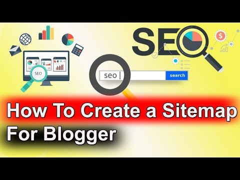 How To Create A Sitemap For Blogger In Tamil/தமிழ்   Create Xml Sitemaps