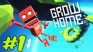 DODO KUŞU GERÇEK!! | Grow Home #1