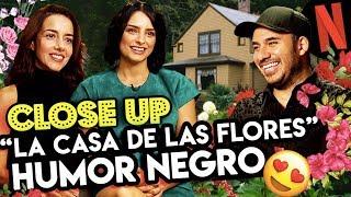 Aislinn Derbez, Verónica Castro y Cecilia Suárez juntas en una serie de NETFLIX