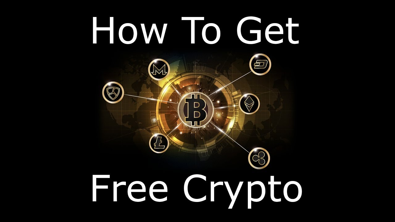 best way to earn free cryptocurrency